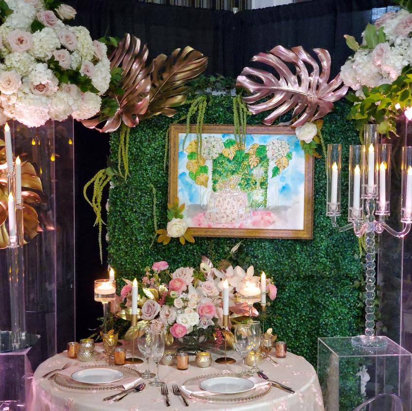 Concept and centerpiece