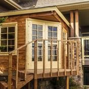 Prefab Log Structure Kit
