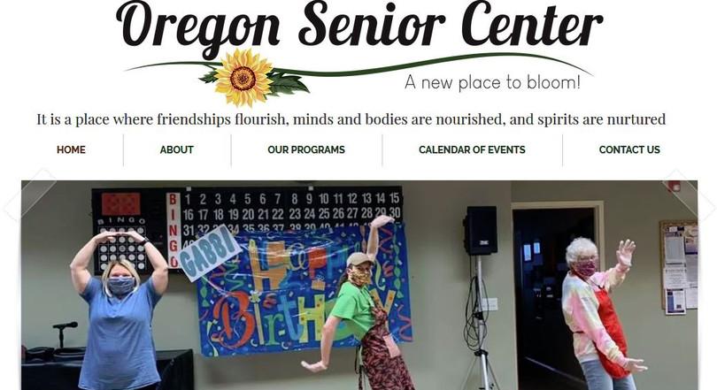 Oregon Senior Center