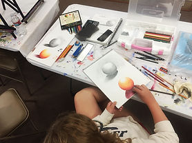 art lessons, art classes, san marcos art studio, carlsbad, painting lessons, kids art workshops, kids art, drawing lessons, create
