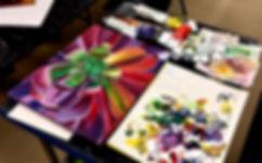 painting lessons, art lessons, paint party