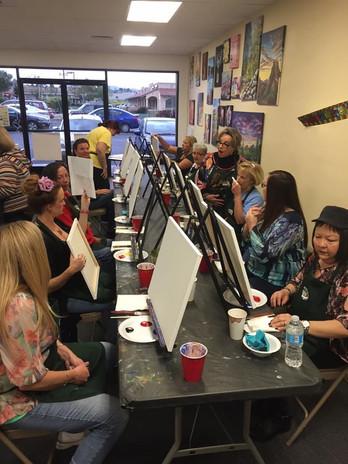 palette passions paint party