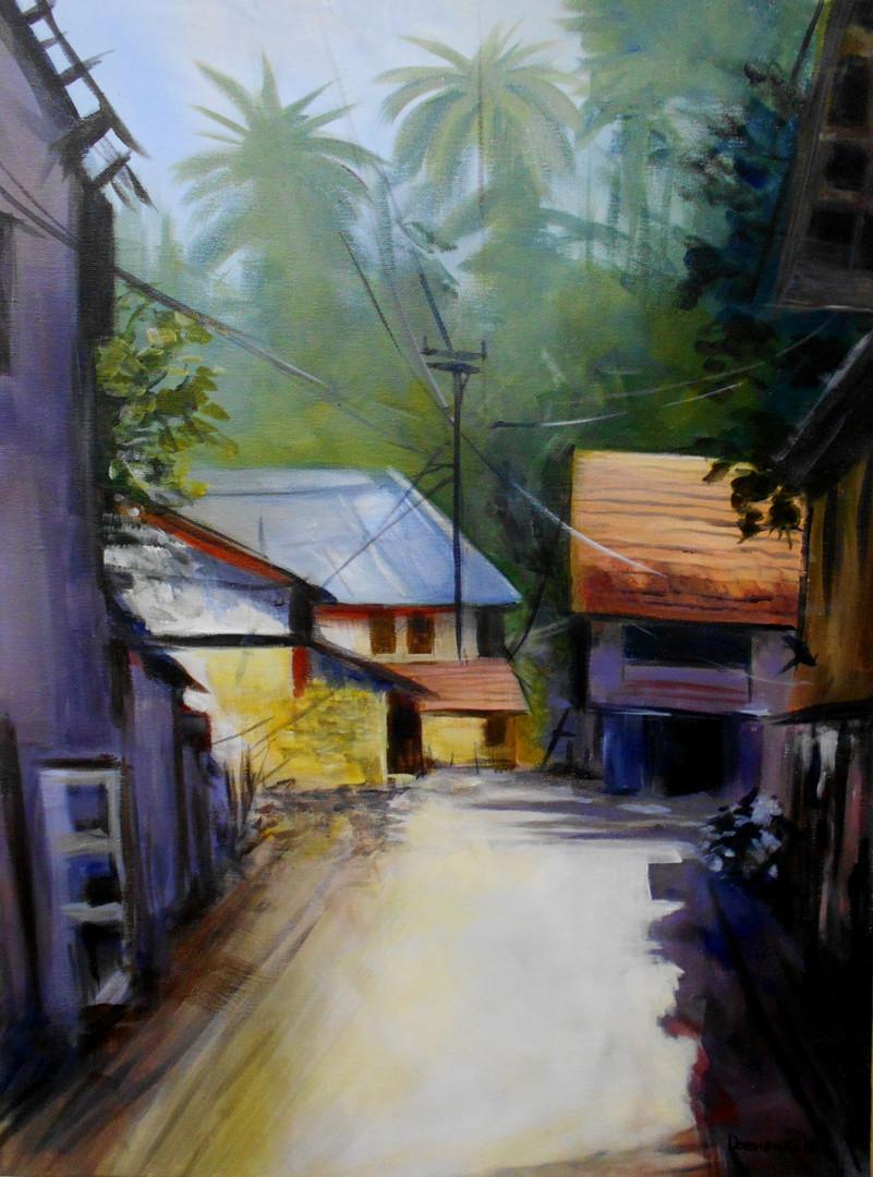 Costa Rican Street