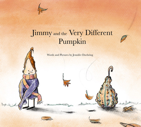 Jimmy and the Very Different Pumpkin