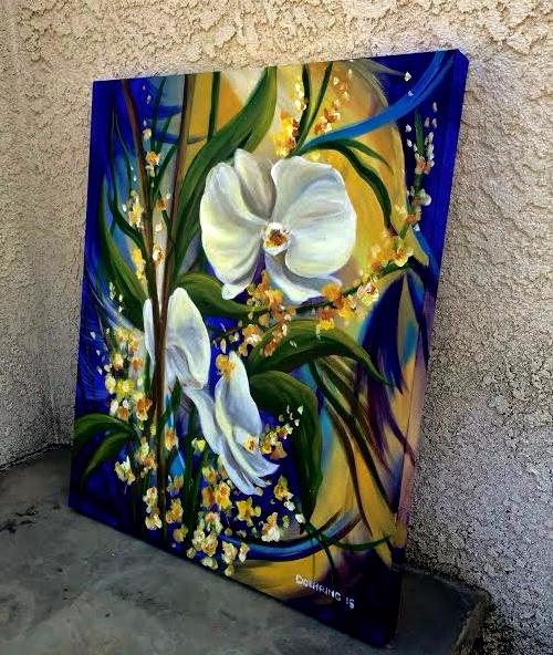 Mystical Orchids