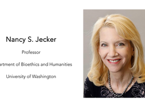 Episode 20 - Nancy Jecker - Midlife Bias and Sociable Robots during the Pandemic