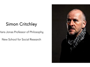 Episode 12 - Simon Critchley - Love, Children and Suicide during the Pandemic