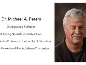 Episode 13 - Michael A Peters - Post-Truth, Fake News and Philosophy in the Pandemic
