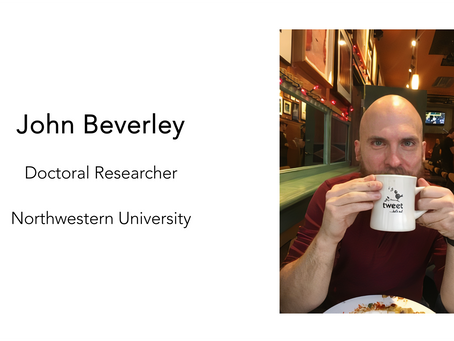 Episode 16 - John Beverly - Ontology in the Real World, via Virus Infectious Disease Ontology