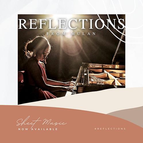 Reflections from 'Mulan' (Sheet Music)