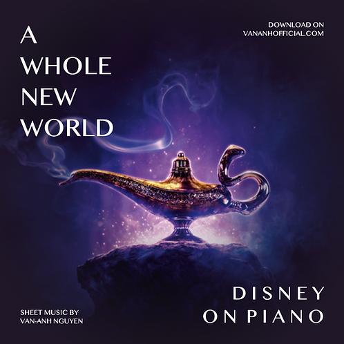 A Whole New World (piano solo)