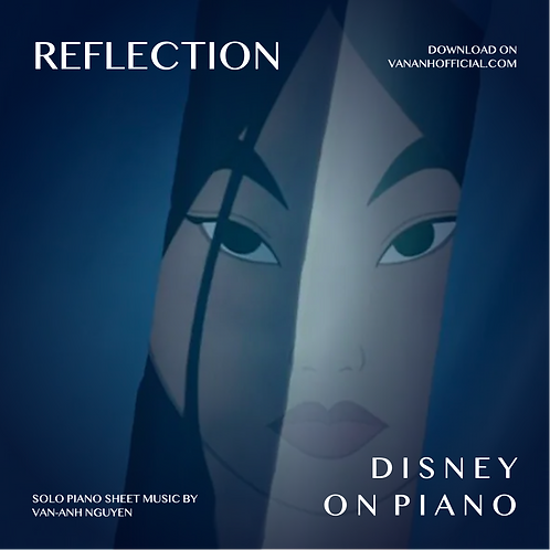 Reflections from 'Mulan' (piano solo)