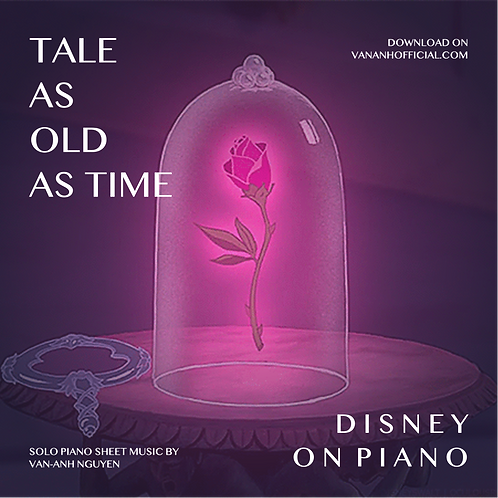 Tale As Old As Time (piano solo)