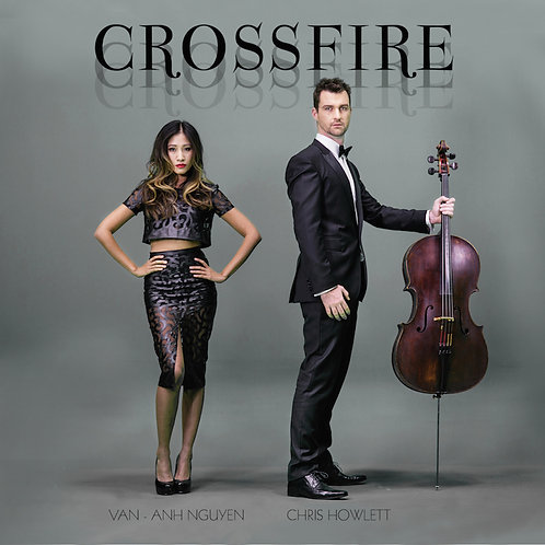 Crossfire (Physical CD)