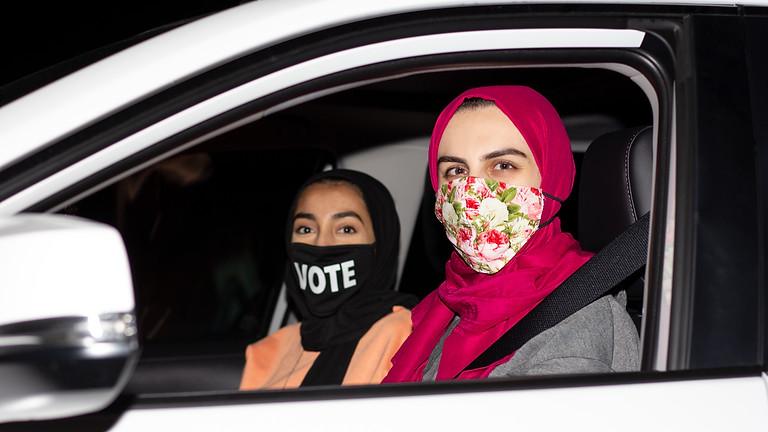 American Muslim Drive-In Movie Event