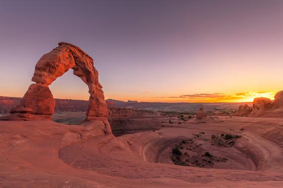 Arch National Park