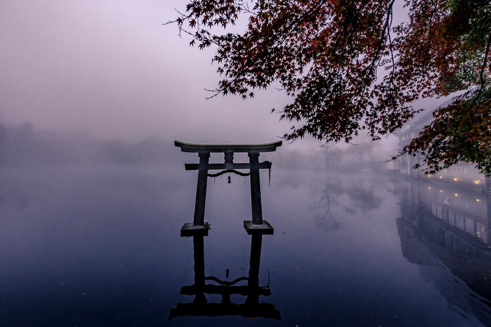Kinrin Lake
