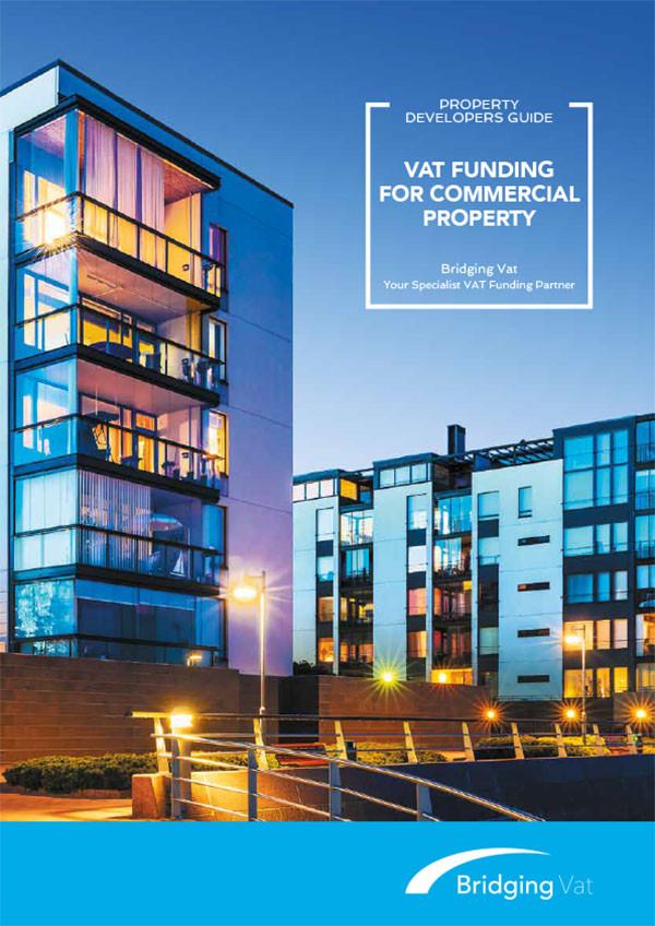 Download the Bridging Vat property developer's guide