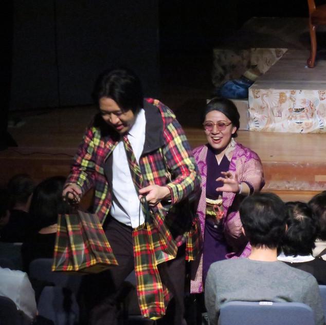 「オペラ瘋癲老人日記」初演
