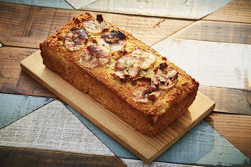 おからのパウンドケーキ(バナナ)