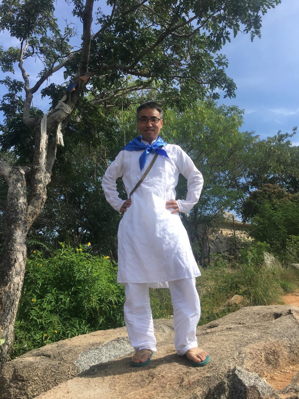 インド巡礼の旅