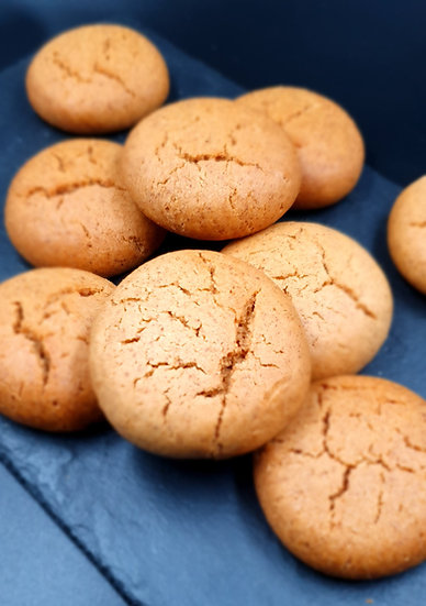The Almond Cookie