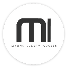 Logo conciergerie Myone Luxury Access
