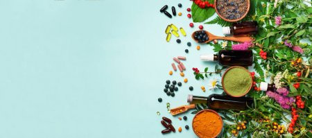healthy-food-holistic-medicine-dietary-approach