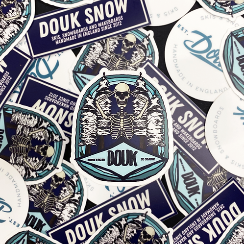 Douk Sticker Pack