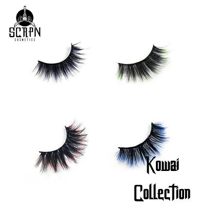 Full Set (4 Pairs) - Kowai Lash Collection