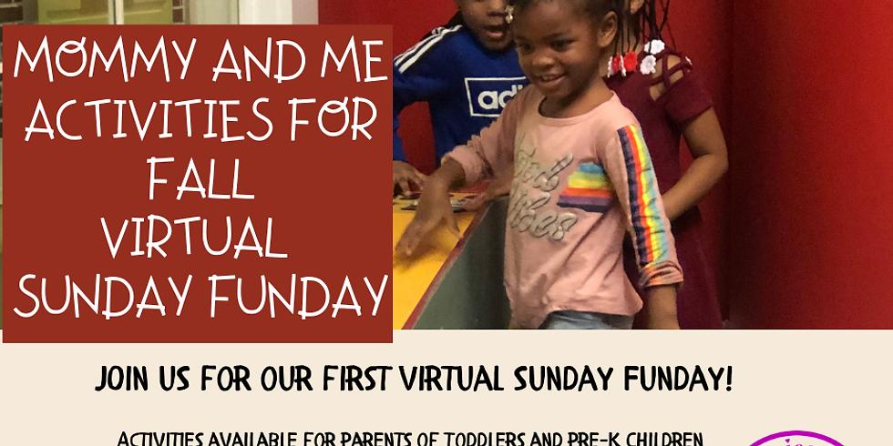 Virtual Fall Sunday Funday