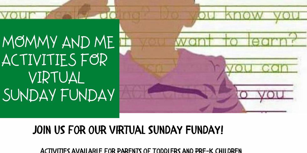 February Sunday Funday