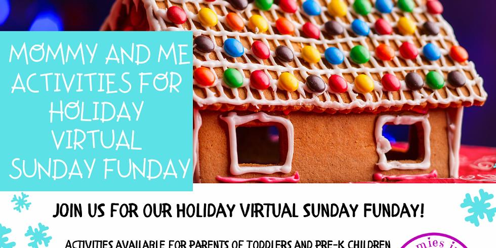 Virtual Holiday Sunday Funday