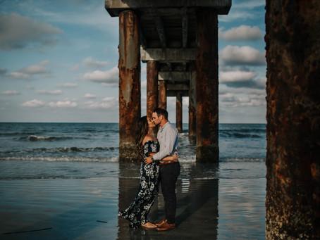 Marissa + JD / Engaged / St. Augustine, FL