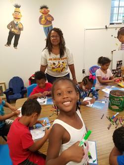 Teach-A -Rama- children's room
