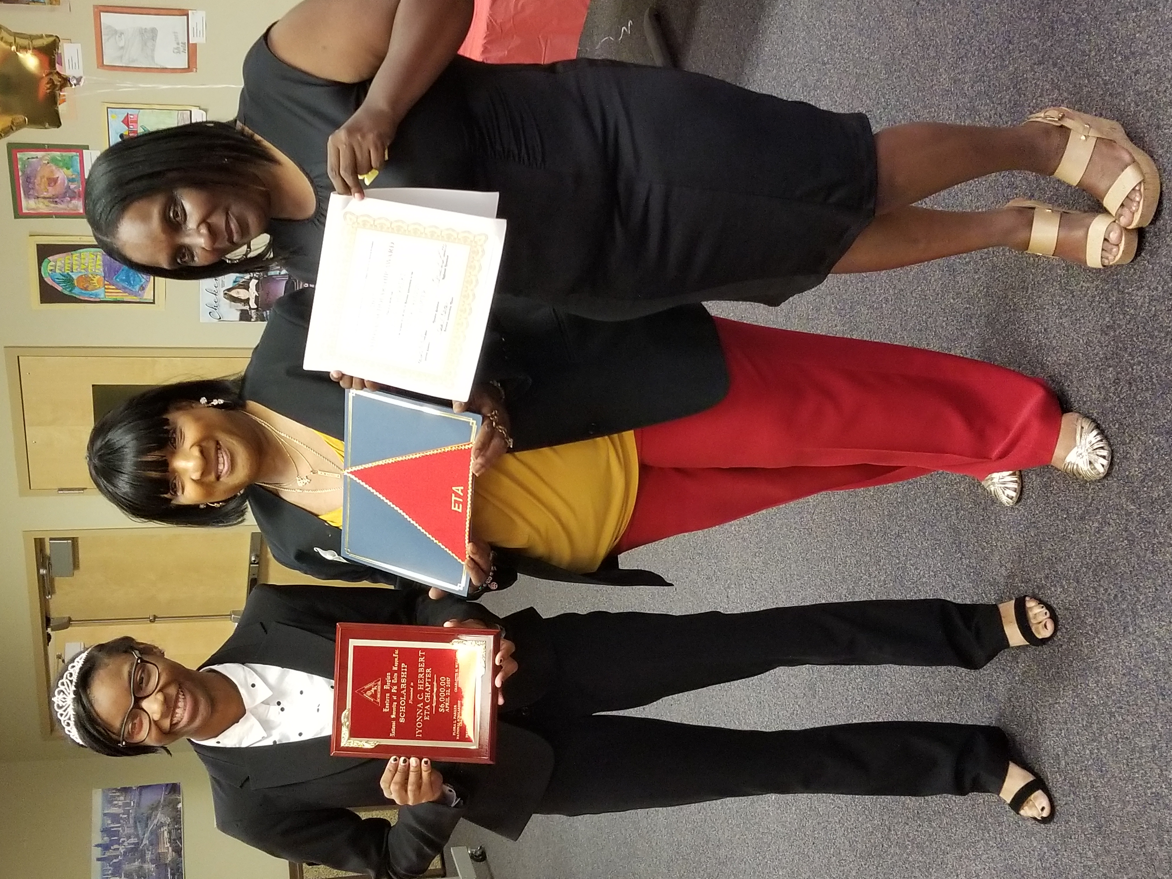 Local & Regional Scholarship Winner