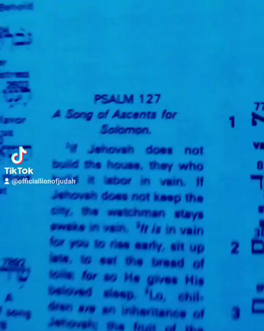 Psalms for ALL