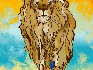 The Lion Tribe of Judah