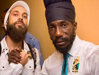 """Blessed Earthstrong to The President """"Sizzla Kalonji"""""""