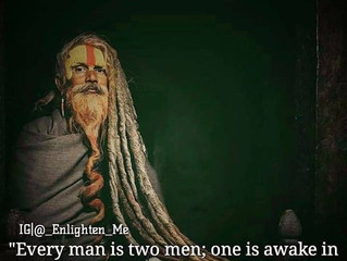 Every Man Is Two Men