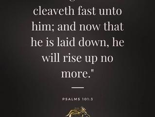 Psalms 101:3