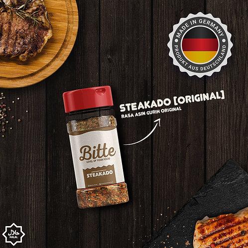 Rasa Steakado (original) Bumbu Tabur / Seasoning - Bitte Food