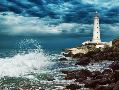 PANIC ATTACKS – Staying Calm in the Eye of a Storm