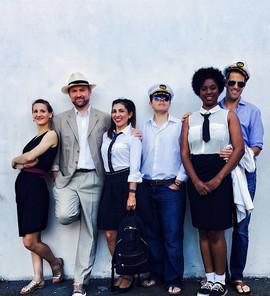 Cast of Cosi fan Tutte
