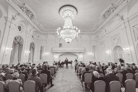 Ensemble 1904 in Poznan, Pologne
