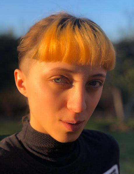 Ramona Estrella Profile Picture Orange.j