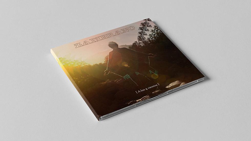A los 4 Vientos - Zambrano (CD)