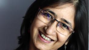 Chitra Soundar: Isolation Inspiration