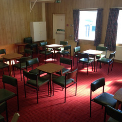 bridge room after