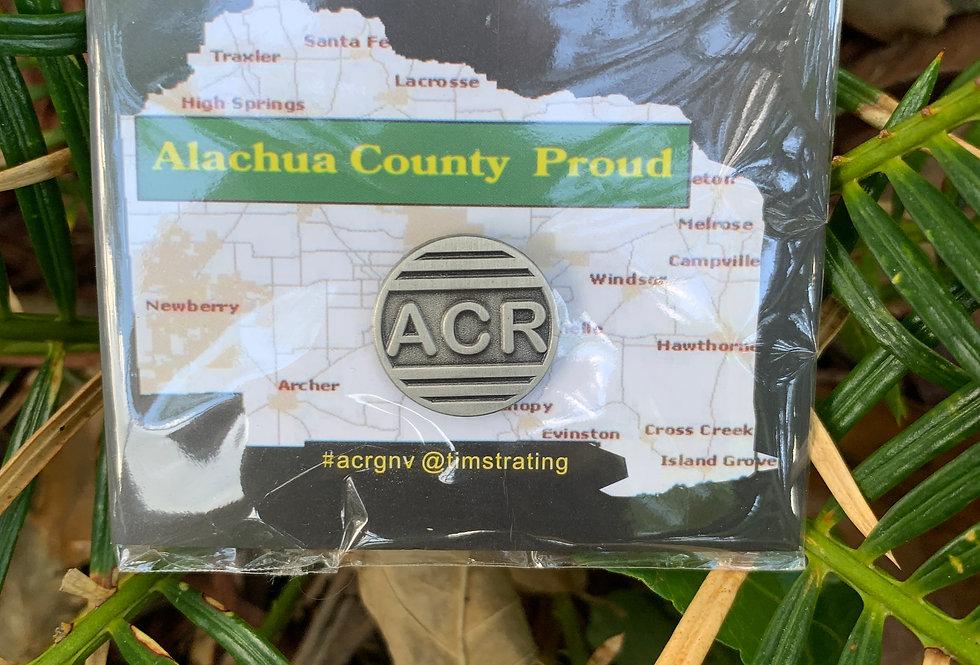 ACR pin